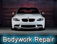 Car body repairs Manchester - BMW Body Repair image