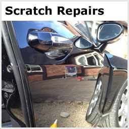 Car Scratch Repair Manchester - Section Banner