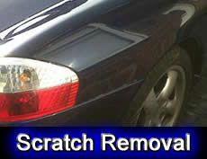 Scratch Removal and Scratch Repair Manchester